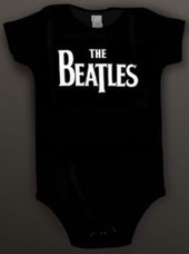 The Beatles Baby Romper