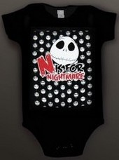 Nightmare Baby Romper