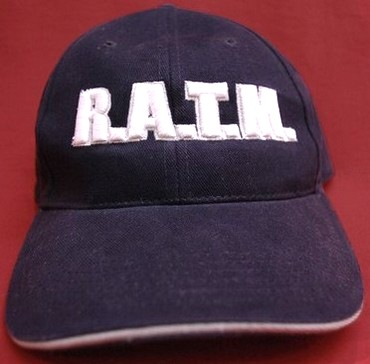 rage against the machine hat