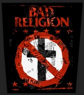 Bad Religion back patch