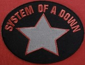 system of a Down patch